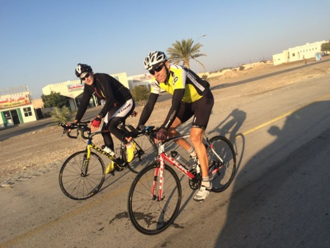 Training Camp in Oman