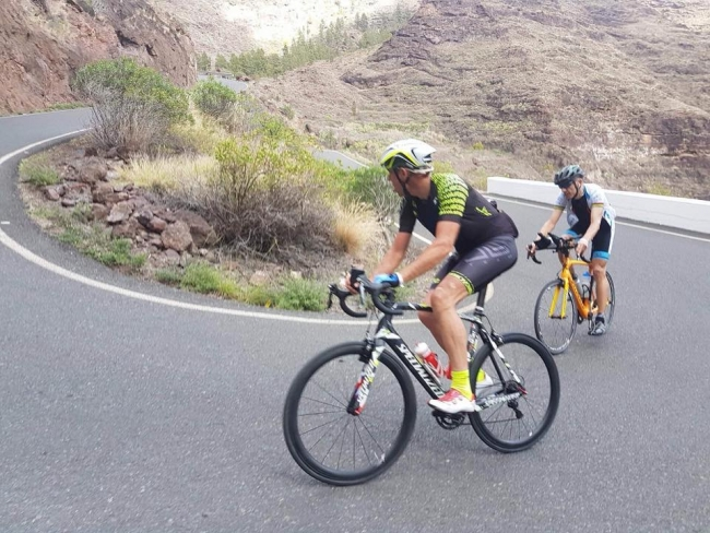A short report on the first five days on Gran Canaria.