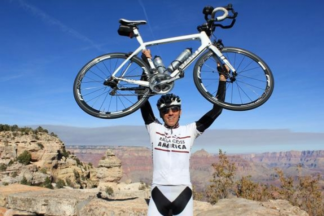 Become a TIme Station sponsor for RAAM 2013 and help me achieve my goal