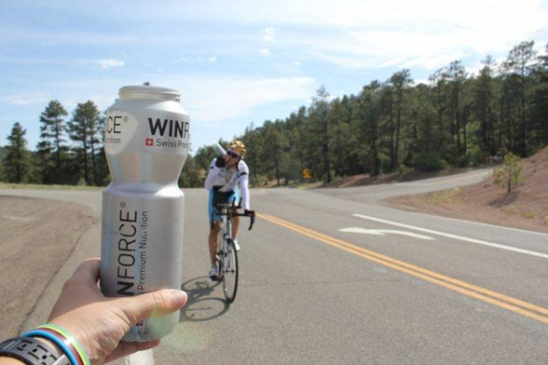 What went as planned at RAAM 2013? 1. WINFORCE & TURBO KATKA