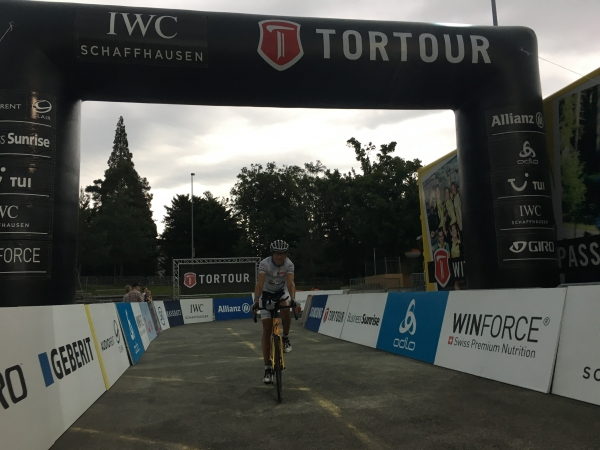 Victory at 9th Tortour!